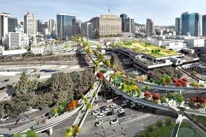 Die gesamte Planung der grünen Umnutzung der ehemaligen Hochbahn