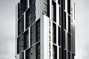 """Sozialer Wohnungsbau mit einem Hauch von Luxus: der """"Torre E.I.O.5"""", Roldán + Berengué, Architekten<br />"""
