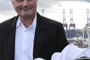 Nikolaus Goetze, Partner bei gmp und begeisterter Parametriker