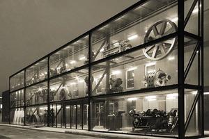 Das Museo dell'Industria e del Lavoro (MusIL)<br />