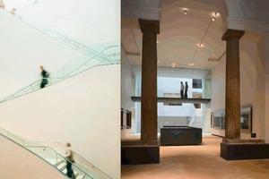Gegen die Museumsmüdigkeit: Gebt den Blicken Raum, den Beinen Treppen und Stege!<br />