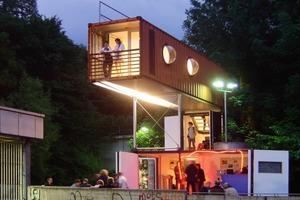 """Transformation und """"Erlösung"""" einer U-Bahnstation (raumlaborberlin u. a.)<br />"""