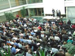 """BMWi-Symposium """"Energieeffiziente Schulgebäude"""" 2009"""