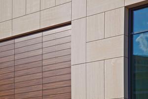 Fassadenmaterial von FunderMax wurde gleich für mehrere Baukörper im MILANEO-Areal in Stuttgart gewählt. Das neue Viertel bietet neben hunderten Wohnungseinheiten ein Hotel, Einzelhandelsflächen, Gastronomie und Büros