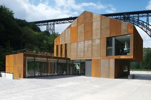 Besucherzentrum Haus Müngsten, Solingen - Tore Pape, Kassel