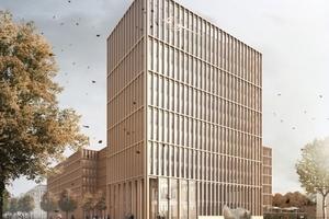 Platz 4: Müller Reimann Gesellschaft von Architekten mbH, Berlin