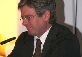 Dr. Ulrich Hatzfeld, Leiter der Unterabteilung Stadtentwicklung im Bundesministerium für Verkehr, Bau und Stadtentwicklung