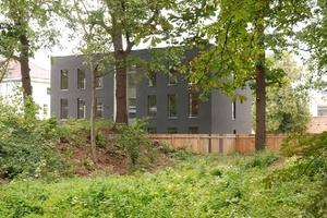 Holzbetonhauses green:house