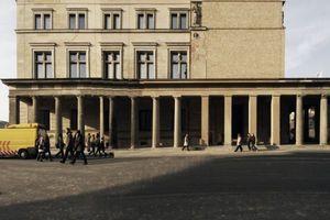 Neues Museum, Berlin 2009