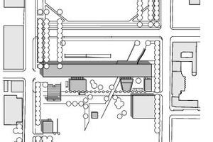 Lageplan, M 1 : 5 000
