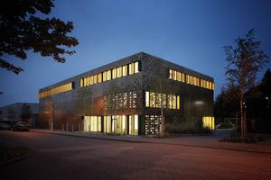 Transferzentrum Adaptronik, Darmstadt -  JSWD Architekten, Köln