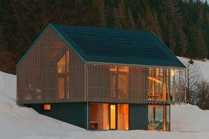 Anerkennung Schwarzwaldhaus in Schluchsee-Fischbach  Schaller+Sternagel Architekten, Allensbach