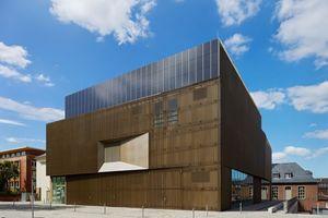 Anerkennung: Neubau Zentrum für Energietechnik, Dresden, knerer und lang Architekten GmbH, Dresden