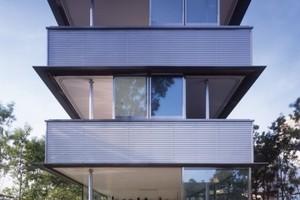 Wall-less House, Tokio - Tezuka Architects