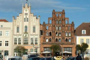 Bürgerhäuser, Wismar