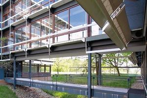 Transparenz und Eleganz: Zeitlose Architektur kämpft gegen die Zeit
