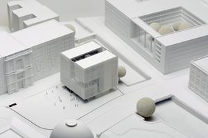 2. Preis: Chaix & Morel, Paris, mit JSWD, Köln, Modell
