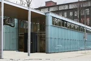 Sonderpreis Nichtwohnungsbau: Turnhallenbaukastensystem für Frankfurter Schulen<br />