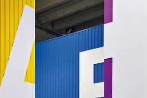 Sonderpreis für künstlerische und designbetonte Arbeiten: Heisenbergstraße 1, Stuttgart-Büsnau