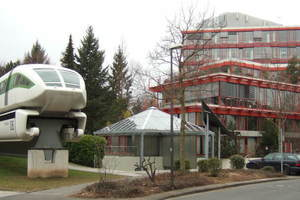 Ein typischer Schneider-Wessling: das Wissenschaftszentrum Bonn (1973)