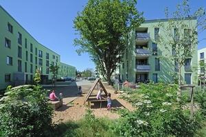 Auszeichnung: Siedlung Buchheimer Weg Architekten: Astoc Architects and Planners, Köln