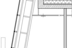 Fassadenschnitt, o.M.<br />