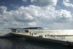 SNØHETTA. Dem Snøhetta Team gehören noch an Gareth Hoskins Architects (UK), Lord Cultural Resources (Kanada), Davis Langdon (Schottland), Adams Kara Taylor (UK) und die BDSP Partnership (UK)