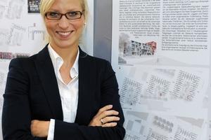 Christiane Lennartz (Aachen), FH Aachen (1. Preis)<br />