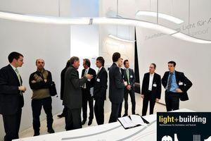 Licht und Raum und die ganze Planung: in Frankfurt können Sie den Überblick oder Details ansehen