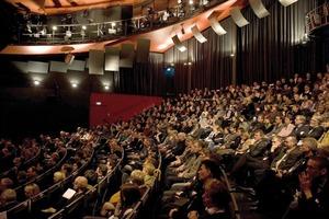Hans-Otto-Theater, Potsdam, Blick ins Plenum