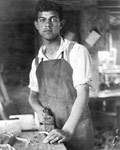 Munio Weinraub 1927/28