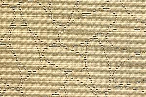 """<div class=""""10.6 Bildunterschrift"""">Wasser, Steine, Luft bilden die Vorlage für die außergewöhnlichen Strukturen am Boden, verwoben in feinen Formen und dichtem Teppich</div><div class=""""10.6 Bildunterschrift""""></div>"""