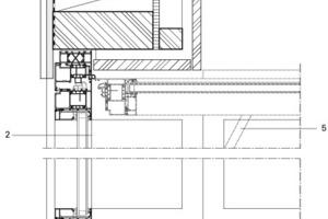 Detail Klappfenster, M 1:10<br />