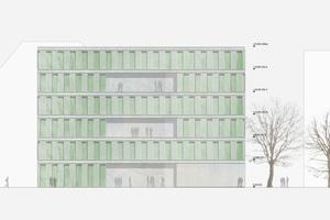 Ein 3. Preis: R + S Architekten, München