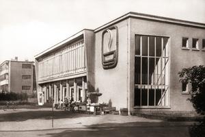HO-Cafe am Bauhaus