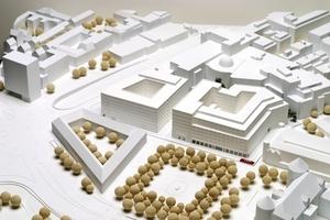 2. Preis (70.000 €) - Kleihues + Kleihues Gesellschaft von Architekten mbH, Berlin