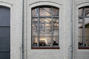 Startpunkt der Ausstellung war das DAZ, Berlin