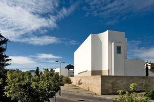 Álvaro Siza, Kirche Santa Maria, Marco de Canavezes,   Portugal, 1990 – 96