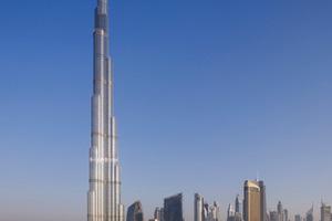 Nominiert: Burj Khalifa, Dubai, Vereinigte Arabische Emirate, Architekt: Skidmore, Owings & Merrill LLP – Chicago