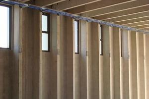 Thermische Aktivierung der Gebäudewand