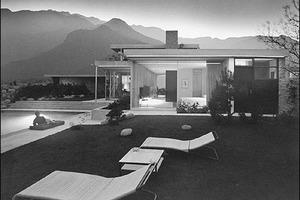 Kaufmann Desert House, Plam Springs, 1946 - Richard Neutra