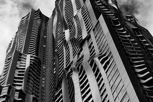 """""""New York by Gehry"""", ein Wohnhochhaus in Manhattan<br />"""