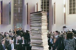 Die Statuette des IHP (Künstler: Thomas Demand)<br />