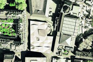 Städtebaulich integriert, dem Alten auf der Spur: der Neubau eines Jüdischen Museums auf dem Rathausplatz in Köln