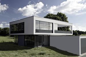 Ein Ökohaus mit Ecken und Kanten