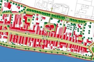 Ortskernplan Oberzell von Alexander Feßl