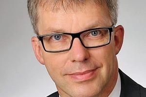 Berufen: Dipl.-Ing. Jörn Lass als Professor für die Studienrichtung Gebäudehülle