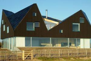 The Dune House (Architekten: Jarmund/Vigsnæs Architekten