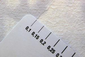 Bild 3: Riss in einem Fertigteil