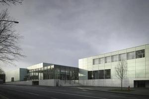 MUSEUM FOLKWANG, Erweiterung, Essen  Architekten: David Chipperfield Architects  Gessellschaft von Architekten mbH